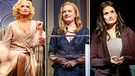 Chenoweth, Menzel, Moss & Other Women Who Kick Ass on Broadway #WomensHistoryMonth