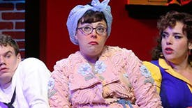 Introduce Yourself(ie): 10 Questions with On the Town Funny Lady Allison Guinn