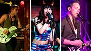 Listen Up! Eight Broadway Stars' Bands You Should Rock Out To Today