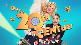 The New On the Twentieth Century Revival Cast Recording Is Just Grand!