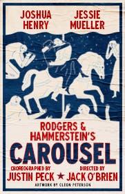 Poster for Carousel