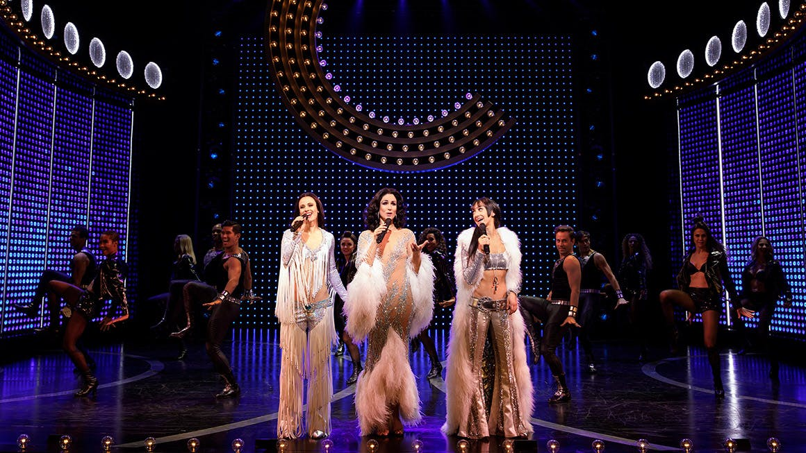 The Cher Show Discount Tickets - Broadway   Save up to 50% Off