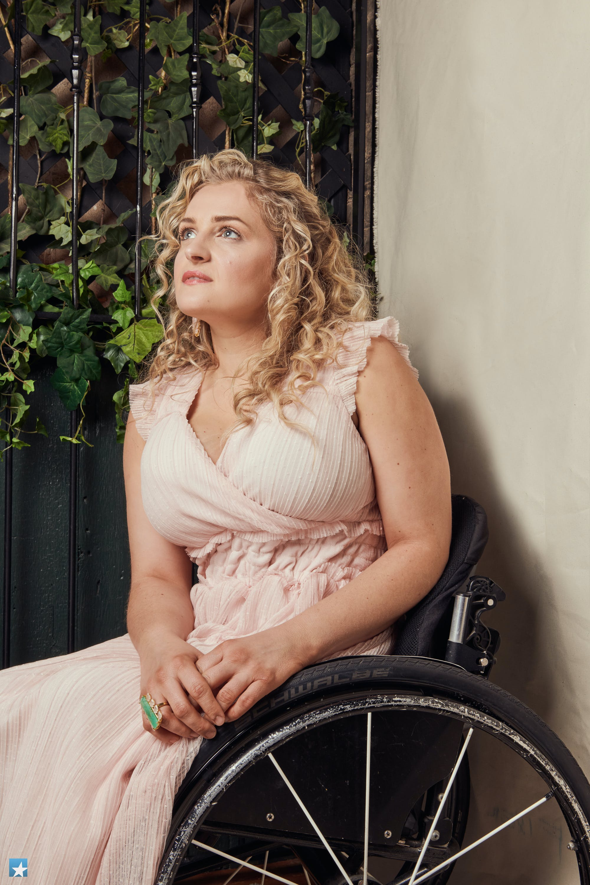 Broadway Showstopper Spotlight Series Oklahoma Tony Nominee Ali Stroker Talks Unlocking Her Power Through Performing Creating Her Ado Annie Glee Finding Her Tribe On Broadway The Daily Scoop