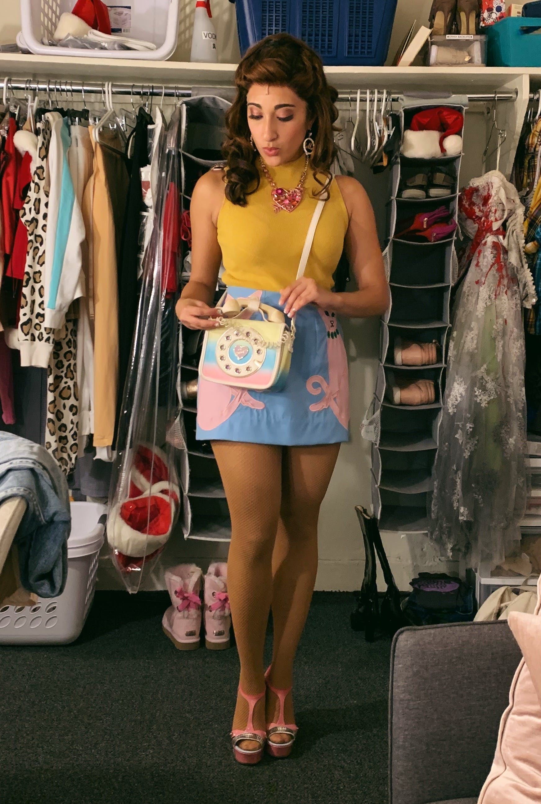 Mean Girls Star Krystina Alabado Shares All Her Fetch Gretchen Wieners Costumes The Daily Scoop View all gretchen wieners pictures (7 more). her fetch gretchen wieners costumes