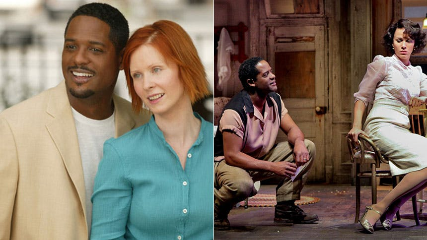 blair underwood in sex and the city in Plymouth
