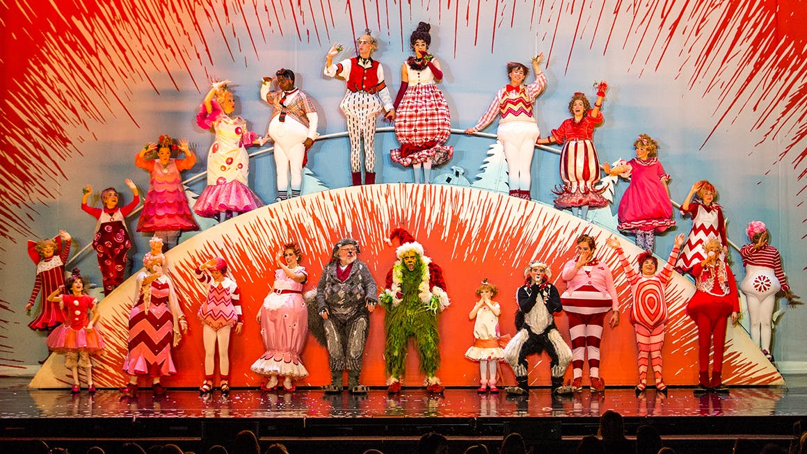 Grinch! The Musical Discount Tickets - Off Broadway   Save