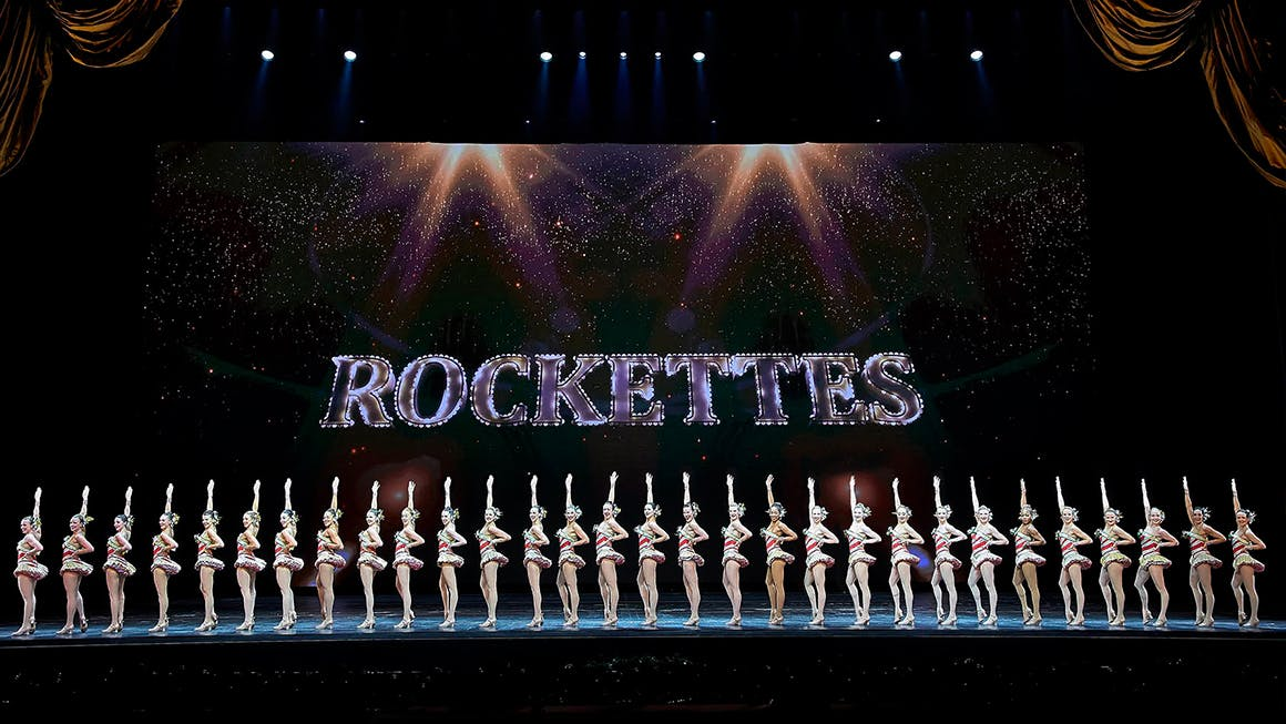 Radio City Music Hall Christmas Spectacular Tickets