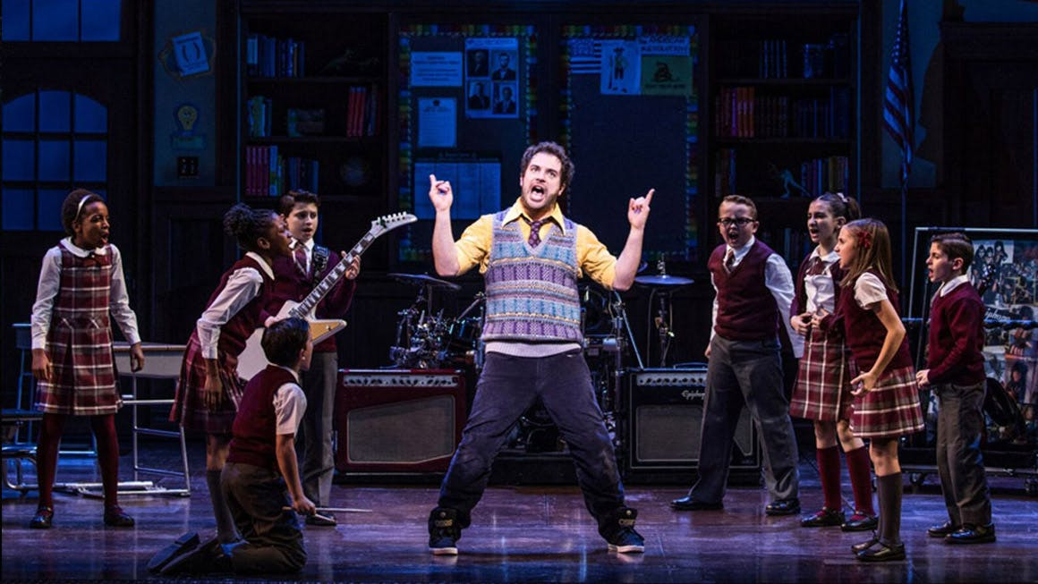 School of Rock - The Musical Discount Tickets - Broadway
