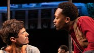 James Cusati-Moyer and Ato Blankson-Wood in Slave Play