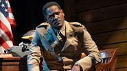 Jerry O'Connell and Blair Underwood in A Soldier's Play