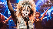 Adrienne Warren in Tina: The Tina Turner Musical