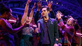 Adam Chanler-Berat in Amelie on Broadway.
