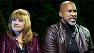 Annie Golden and Alan H. Green in Broadway Bounty Hunter