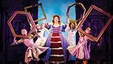 Bonnie Milligan as Pamela In Head Over Heels on Broadway