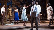 The cast of the Color Purple