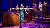 Laura Osnes in Bandstand on Broadway.