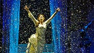 Laura Michelle Kelly as Sylvia Llewelyn Davis in 'Finding Neverland'