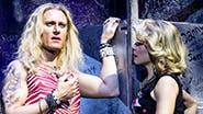 P.J. Griffith and Kirsten Scott in Rock of Ages