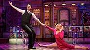 Gavin Creel as Kodaly and Jane Krakowski as Ilona in She Loves Me