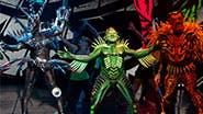 Robert Cuccioli as the Green Goblin  in Spider-Man, Turn Off the Dark.
