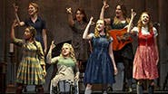 The ladies of Spring Awakening