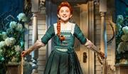Sarah Charles Lewis as Winnie Foster in Tuck Everlasting
