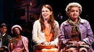Sutton Foster as Violet & the company of 'Violet'