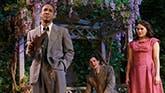 Hampton Fluker, Benjamin Walker & Francesca Carpanini in 'All My Sons'