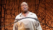 Chuck Cooper as Pakuteh in 'Amazing Grace'