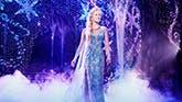 Cassie Levy in Frozen on Broadway