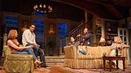 The cast of  'The Country House'