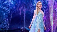 Ciara Reneé in Frozen on Broadway
