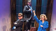 The cast of 'Clinton the Musical'