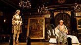Sam Crane, Mark Rylance in Farinelli and The King.