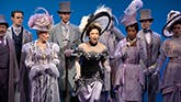 Laura Benanti in My Fair Lady on Broadway.