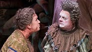 Kristine Nielsen & Nathan Lane in 'Gary: A Sequel To Titus Andronicus'