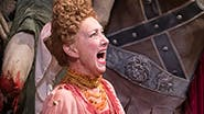 Julie White in 'Gary: A Sequel To Titus Andronicus'