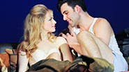 Zak Resnick and Teal Wicks in  'Piece of My Heart'