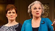 Lisa Howard as Jenny and Tyne Daly as Judy in 'It Shoulda Been You'
