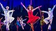 The company of Broadway's 'On the Town'