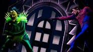 Reeve Carney in Spider-Man, Turn Off the Dark.