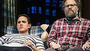 Santino Fontana and Andy Grotelueschen in 'Tootsie'