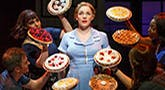 Jessie Mueller and the original Broadway Company of Waitress